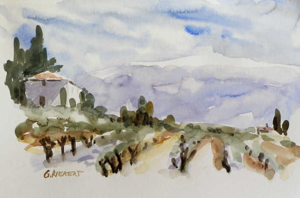Vines and Ventoux