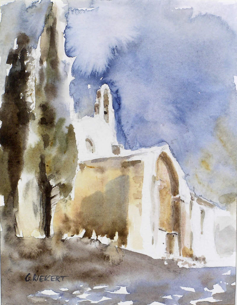 Chapelle Notre Dame du Moustier, Bedoin