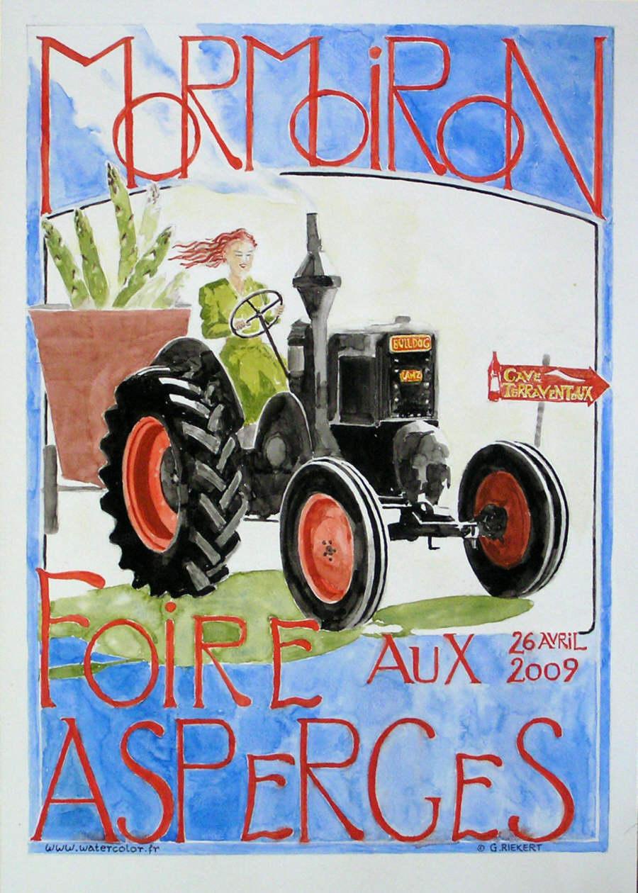 tracteur retro