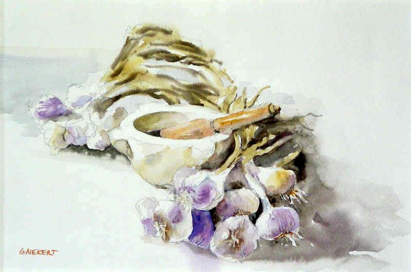 ail fané de Provence