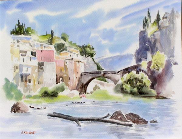 Vaison pont romain