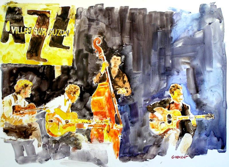 Jazz a Villes sur Auzon